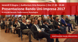 Bando Uni-Impresa 2017
